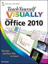Teach Yourself VISUALLY Office 2010 (eBook)