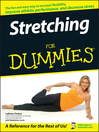 Stretching For Dummies (eBook)