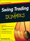 Swing Trading For Dummies® (eBook)