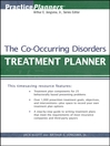 The Co-Occurring Disorders Treatment Planner (eBook)