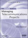 The ComSoc Guide to Managing Telecommunications Projects (eBook)