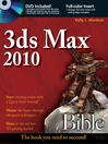 3ds Max 2010 Bible (eBook)