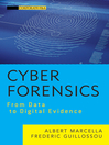 Cyber Forensics (eBook): From Data to Digital Evidence