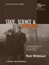 State, Science and the Skies (eBook): Governmentalities of the British Atmosphere