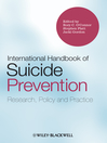 International Handbook of Suicide Prevention (eBook): Research, Policy and Practice