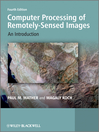 Computer Processing of Remotely-Sensed Images (eBook): An Introduction
