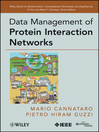 Data Management of Protein Interaction Networks (eBook)
