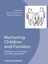 Nurturing Children and Families (eBook): Building on the Legacy of T. Berry Brazelton