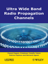 Ultra Wide Band Radio Propagation Channel eBook