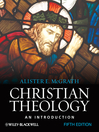 Christian Theology (eBook): An Introduction
