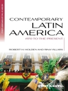 Contemporary Latin America (eBook): 1970 to the Present