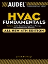 Audel HVAC Fundamentals (eBook): Volume 3: Air Conditioning, Heat Pumps and Distribution Systems