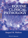 Equine Clinical Pathology (eBook)