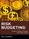 Risk Budgeting (eBook): Portfolio Problem Solving with Value-at-Risk