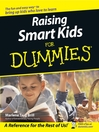Raising Smart Kids For Dummies (eBook)