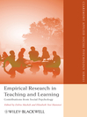 Empirical Research in Teaching and Learning (eBook): Contributions from Social Psychology