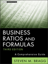 Business Ratios and Formulas (eBook): A Comprehensive Guide