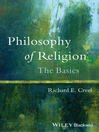 Philosophy of Religion (eBook): The Basics