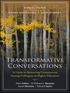 Transformative Conversations (eBook): A Guide to Mentoring Communities Among Colleagues in Higher Education
