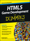 HTML5 Game Development For Dummies (eBook)