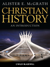 Christian History (eBook): An Introduction