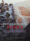 International Ethics (eBook): A Critical Introduction