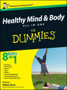 Healthy Mind and Body All-in-One For Dummies (eBook)