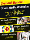 Social Media Marketing For Dummies eBook Set (eBook)