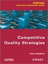 Competitive Quality Strategy (eBook)