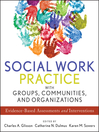 Social Work Practice with Groups, Communities, and Organizations (eBook): Evidence-Based Assessments and Interventions