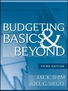 Budgeting Basics and Beyond (eBook)
