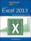 Teach Yourself VISUALLY Excel 2013 (eBook)