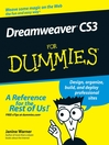 Dreamweaver CS3 For Dummies (eBook)