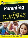 Parenting For Dummies, UK Edition (eBook)
