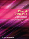 Clinical Governance (eBook): A Guide to Implementation for Healthcare Professionals