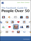 The Facebook Guide for People Over 50 (eBook)
