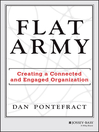 Flat Army (eBook): Creating a Connected and Engaged Organization