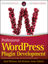 Professional WordPress Plugin Development (eBook)