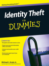 Identity Theft For Dummies (eBook)