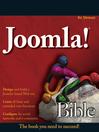 Joomla! Bible (eBook)