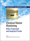 Chemical Marine Monitoring (eBook): Policy Framework and Analytical Trends