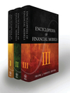 Encyclopedia of Financial Models, 3 Volume Set (eBook)