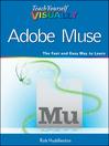 Teach Yourself VISUALLY Adobe Muse (eBook)