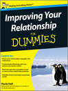 Improving Your Relationship For Dummies (eBook)