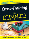 Cross-Training For Dummies (eBook)