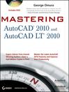 Mastering AutoCAD 2010 and AutoCAD LT 2010 (eBook)