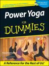 Power Yoga For Dummies (eBook)