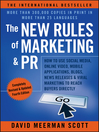 The New Rules of Marketing & PR (eBook): How to Use Social Media, Online Video, Mobile Applications, Blogs, News Releases, and Viral Marketing to Reach Buyers Directly