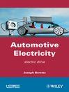 Automotive Electricity (eBook): Electric Drive