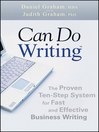 Can Do Writing (eBook): The Proven Ten-Step System for Fast and Effective Business Writing